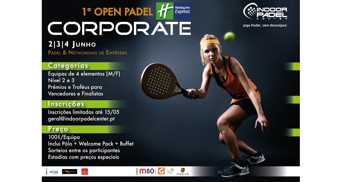 1º Open Padel Corporate